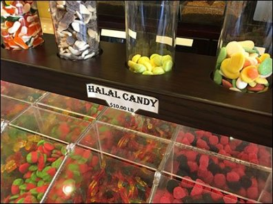 Nuthouse Halal Candy 2