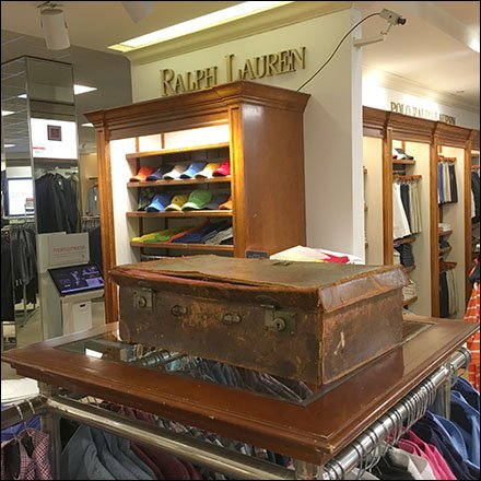 Ralph Lauren Antique Valise Main