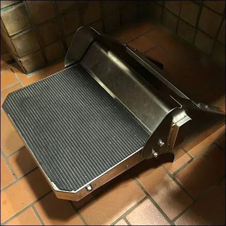 Restroom Step-N-Wash Boosts Young V.I.P.'s
