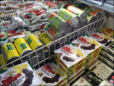 Trader Joes Far-Flung Fencing For Freezers