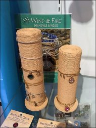 Wind And Fire Corded Bracelet Posts 1