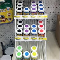 Crayola Self-Color-Coded Paints 0