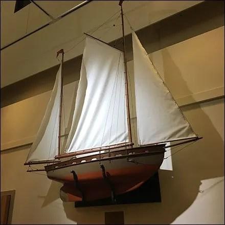 Dane Decor Ship Model CloseUp Main
