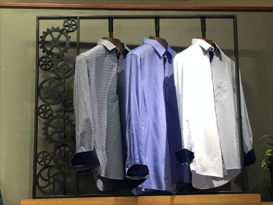 Dress Shirts Geared For Action Rack 2