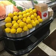 Kings Supermarket Fresh Lemon and Fish Sidecar Main