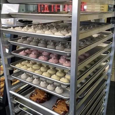 Meringue Cookie Trays 2