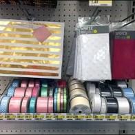 Spools Ribbon Pegboard Tray 2