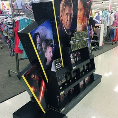 Star Wars Full-Size Mega Display