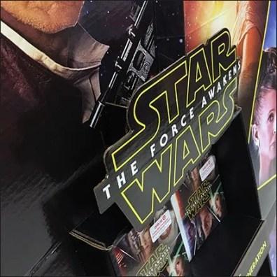 Star Wars POP Corrugated Drop Shadow 2