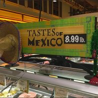 Tastes of Mexico Sombrero 1
