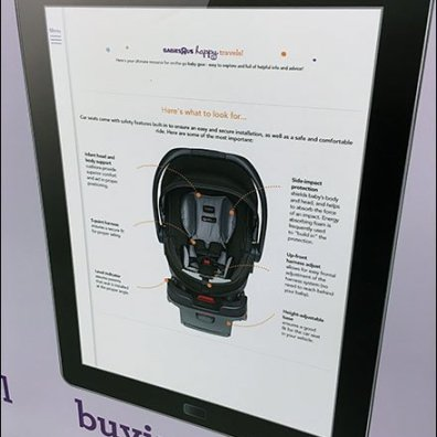 Babies R Us Car Seat Center 3
