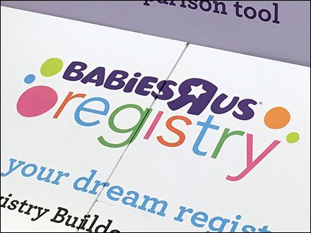 Babies R Us / Toys R Us Retail Fixtures