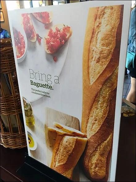 Bring a Baguette Summer Treat Main