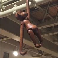 Dane Decor Monkey Hanging 2