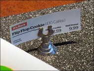 Flip Flop Cookies And Sign Clip 3