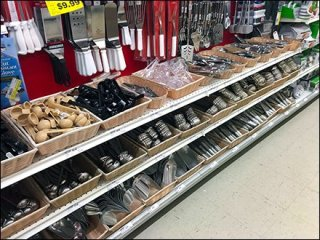 Maine Source Cooking Utensil Aisle 2