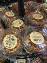 Nuts-To-Go, Grab-And-Go Floor Standing Spinner