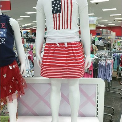 Patriotic Apparel for Girls 2
