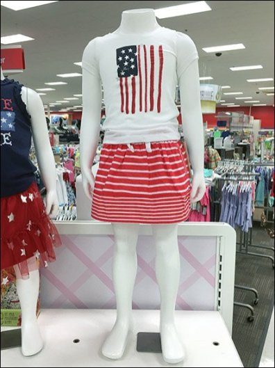 Patriotic Apparel for Girls 2