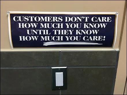 Restroom Moral Booster Aux