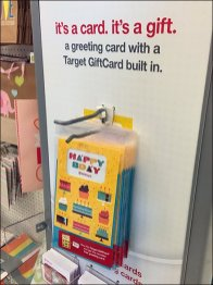Target Gift Card Straight Entry Hook 2