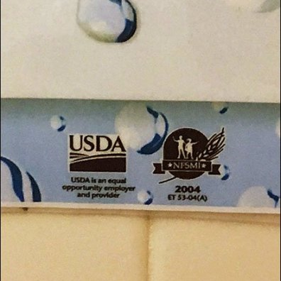 USDA How To Wash Hands 3