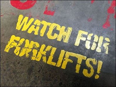 Watch For Forklifts On LSD Acid 2