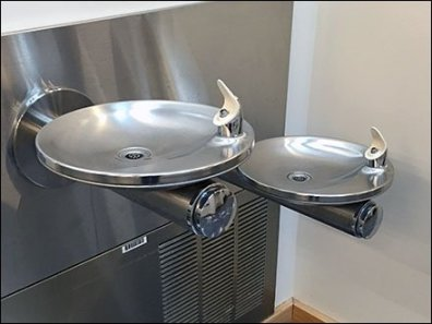 Water Fountain Mated Pair 1