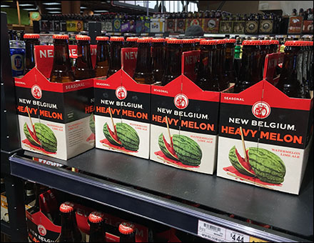 Wegmans Heavy Melon Seasonal Beer Main