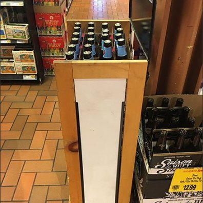 Wegmans Mobile 4-Pack Stacker 3