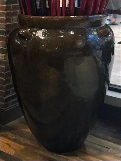 Arhaus Gint Pot and Sticks Propping 3