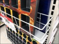 Baking Pan Open Wire Ledge Display 2a
