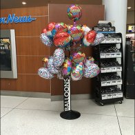 Balloon Tree JFK Concourse 1