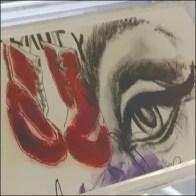 Cosmetics Organizer Echoes Contemporary Art To Shelf Edge Feature