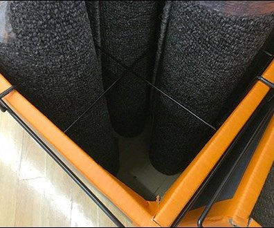 Dorm Rug Equip Your Space Pallet Display Main