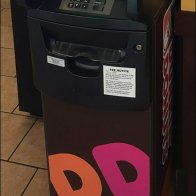 Dunkin Donuts Need Some Dough ATM 3