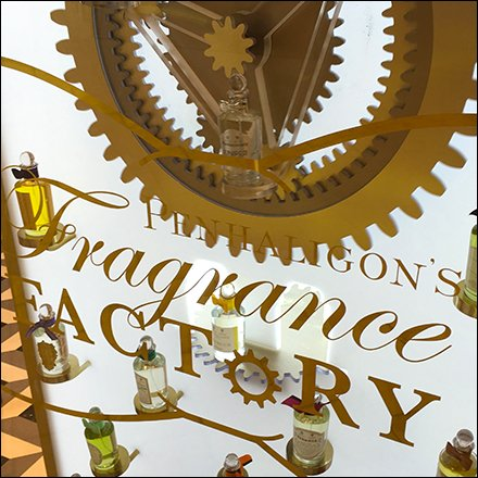 Fragrance Factory Gears Feature