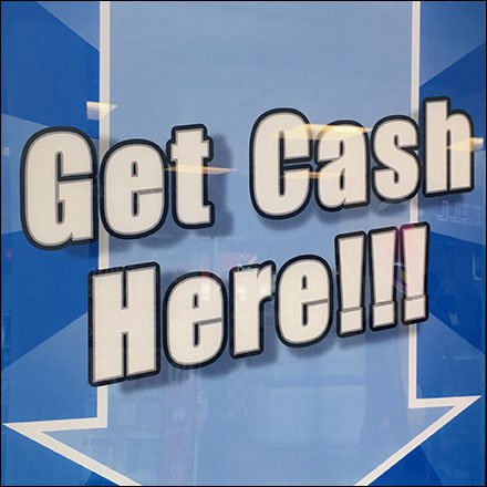 ATM Store Fixtures