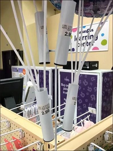 Gondola Top Balloon Quiver Tree 3