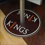 Kings Specials Literature Holder Base CloseUp