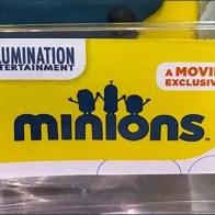 Minion Cookie Mated Tray Logo Branding