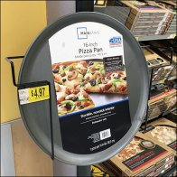 Pizza-to-Pizza-Pan Literature Holder Cross-Sell