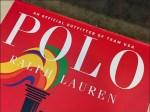 Polo Ralph Lauren US Olympic Team Floor Graphic Logo Aux