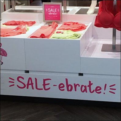 Spanx Sale-ebrate Feature