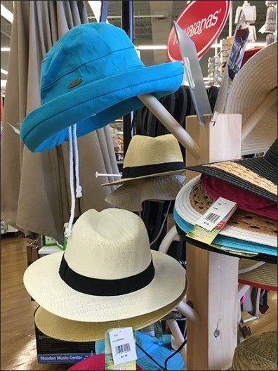 Summer Hat Rack 2