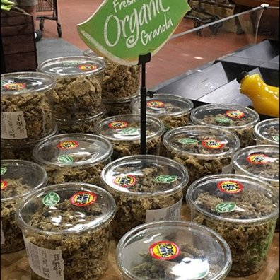 Wegmans Organic Table-Top Sign Clip 1