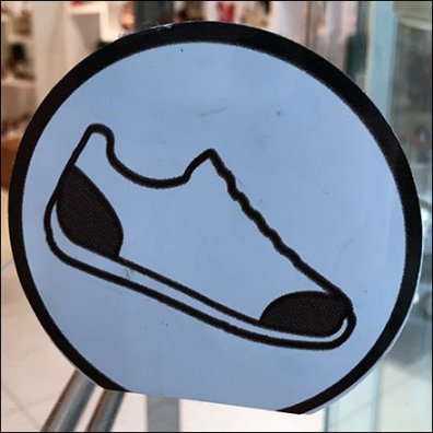 Infant Shoe Icon 4