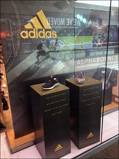 Adida No Distractions No Restrictions Display 1