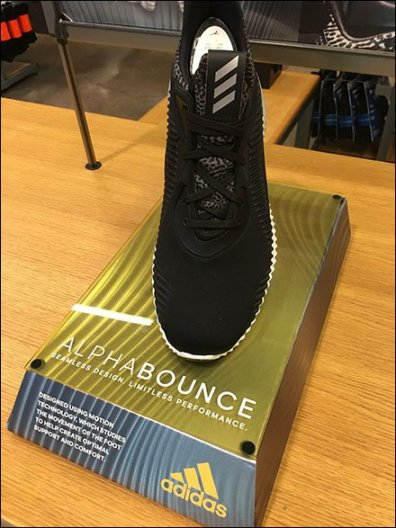 Adidas Alpha Bounce Display 2