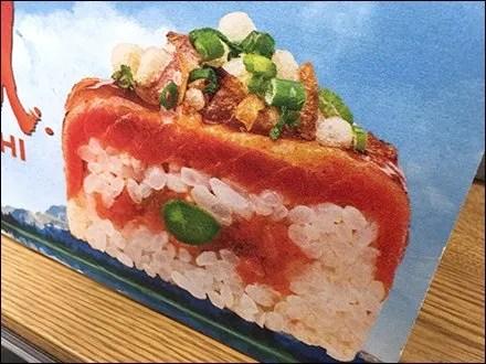 Alaskan Salmon Sushi - Get It Before The Bears Do Main